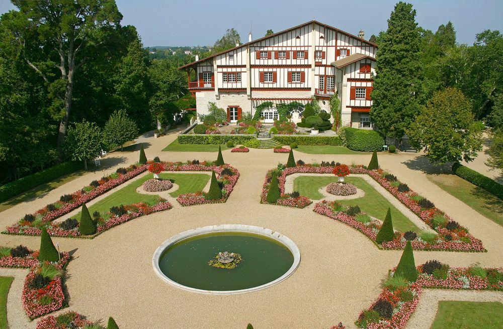 Villa Arnaga, demeure d'Edmond Rostand